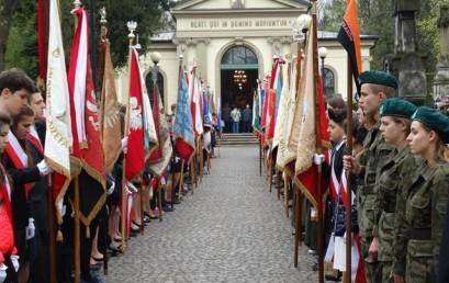 76 rocznica Zbrodni Katyńskiej i 21. rocznica poświęcenia Symbolicznej Mogiły – Pomnika Ofiar Komunizmu