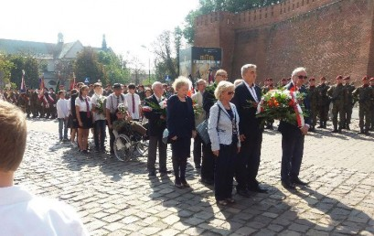 Obchody 77 rocznicy agresji Związku Sowieckiego na Polskę  17 września 1939 roku i Dnia Sybiraka.