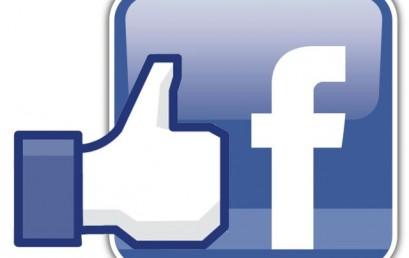 Nowa oficjalna strona na Facebook'u